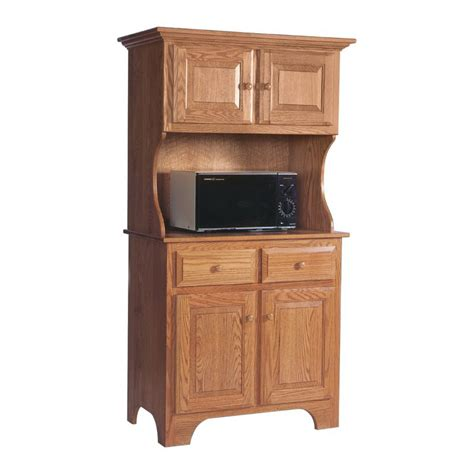 microwave shelf cabinet traditional microwave cabinet amish crafted furniture 4123