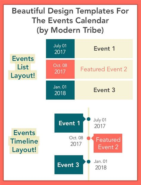 Annual Calendar Of Events Template Annual Calendar Of Events Template The Events Calendar