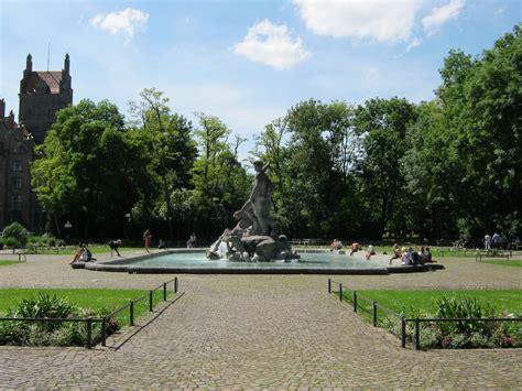 Alter Botanischer Garten München Bäume by Alter Botanischer Garten 2 Foto Bild World