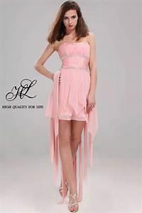 Robe bustier asymetrique robe de cocktail robe de fete for Robe de demoiselle d honneur femme