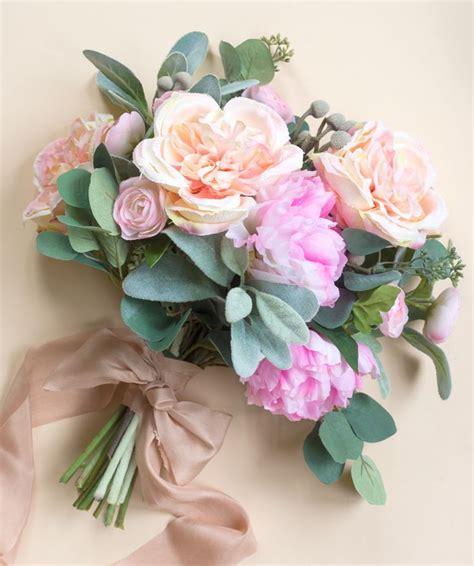 ideas  artificial wedding bouquets
