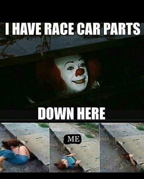 Race Car Meme - car memes it race car stephen king car jokes car