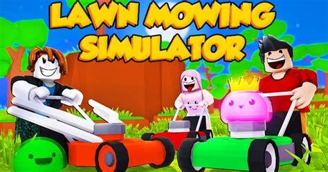 lawn mowing simulator rebirth guide roblox promo codes