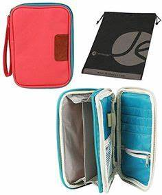 travel ideas on pinterest travel bags first aid kits With large travel document wallet