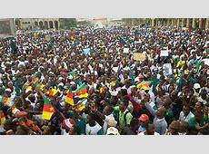 CAMEROON POPULATION PYRAMID