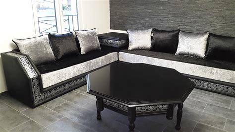 canapé d angle marocain salon beldi moderne