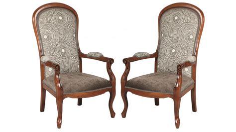 bureau console extensible 2 en 1 fauteuil voltaire tissu velours marron clair fauteuil de