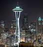 Around Seattle: Space Needle