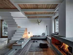 Casa di montagna interni design