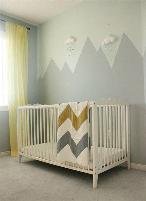 tendencia paredes infantiles montanas