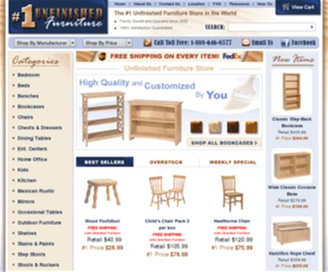 32416 solid wood furniture stores competent 1unfinishedfurniture unfinished furniture shop