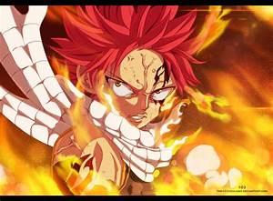 Natsu Dragneel - Fire Dragon Slayer by The-103 on DeviantArt