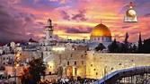 PRAY FOR JERUSALEM   HOLY CITY - YouTube