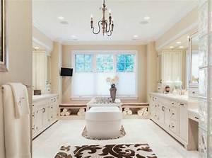 peinture couleur lin pour la deco zen de votre maison With salle de bain couleur lin