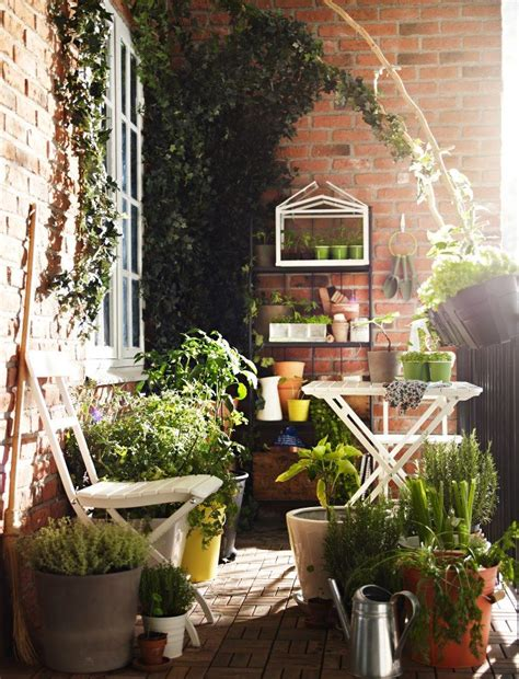 Balkon Garten by 30 Inspiring Small Balcony Garden Ideas