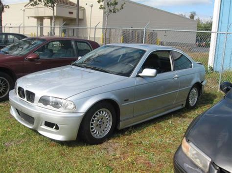 2000 Bmw 328ci by Buy Used 2000 Bmw 328ci Base Coupe 2 Door 2 8l Parts Only