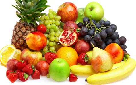 cuisine saine et simple assorted fruits wallpapers and images wallpapers