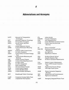 Appendix F: Abbreviations and Acronyms | Review of NASA's ...