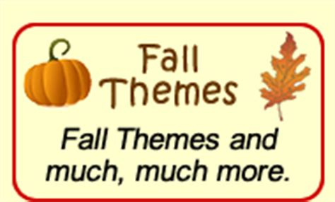 preschool express by jean warren preschool lesson plans 710 | fall themes button