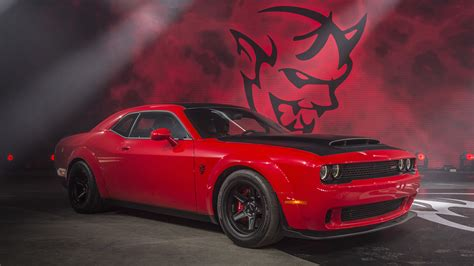charger demon 2018 2018 new dodge performance vehicles and highlights