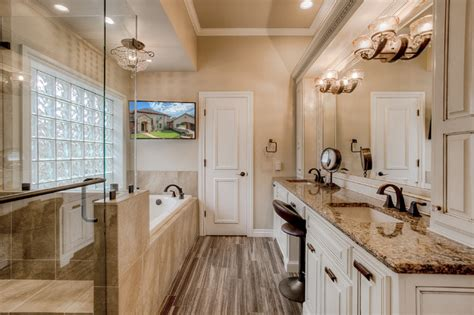 master bath remodel traditional bathroom oklahoma