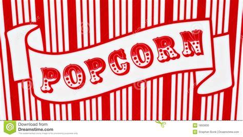 popcorn zeichen stockfoto bild von zeichen popcorn