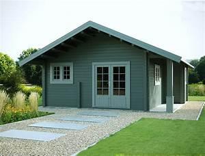 Chalet De Jardin Contemporain : pourquoi j habite un chalet en bois blog chalet center ~ Premium-room.com Idées de Décoration