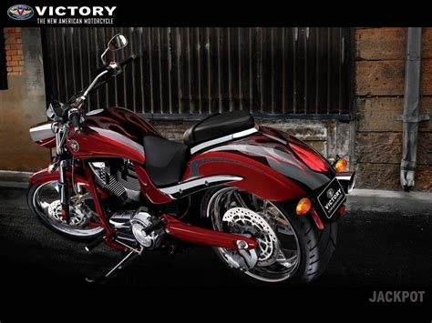 Victory Motorcycle Wallpapers