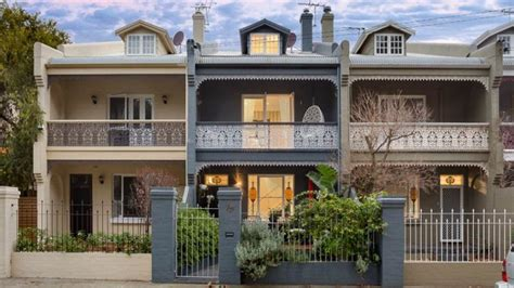 Terrace House : Melbourne-styled Terrace Sparks Interest In Perth