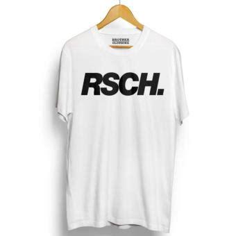 fitur kaos distro rsch t shirt black premium dan harga