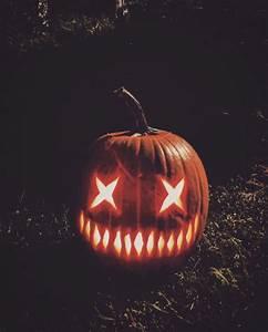 Creepy, Halloween, Pumpkin, Carving, Idea
