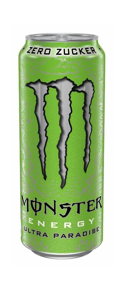 Paradise Ultra Monster Energy Zero Flavors Sugar