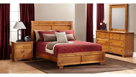 Slumberland Bedroom Sets by Slumberland Furniture Diego Collection Qn Auburn 4 Pc