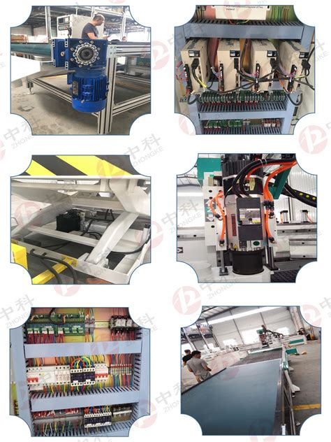 autoloading unloading woodworking cnc router manufacturers