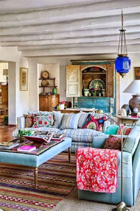 comprehensive bohemian style interiors guide