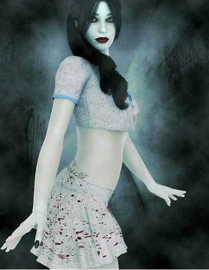 Malkavian Female Vtm Vampire Miz Inthesky Deviantart