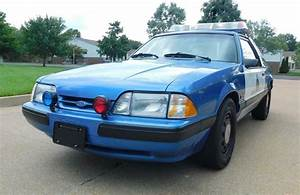 1989 Ford Mustang SSP RCMP 37,904 Miles 5.0/H.O 5 spd Service-ready W@W!!!!!!!!! for sale - Ford ...