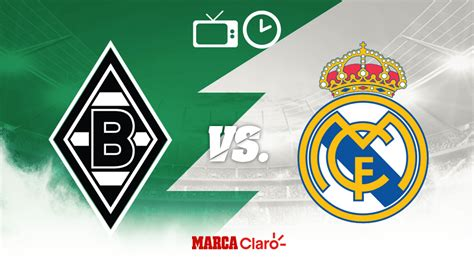 Real Madrid Vs Mönchengladbach / Uefa Champions League ...