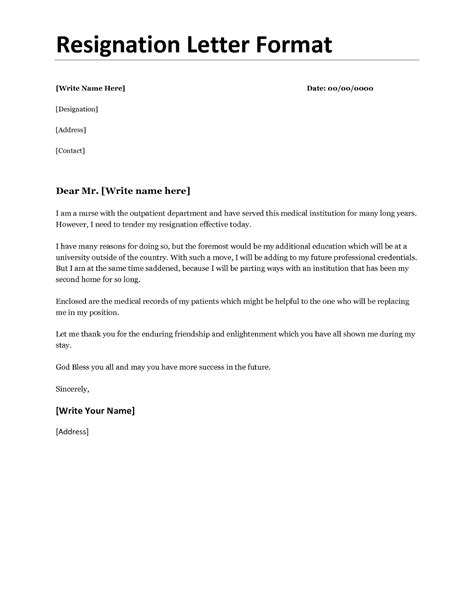 23+ Official Letter Format Examples - PDF | Examples
