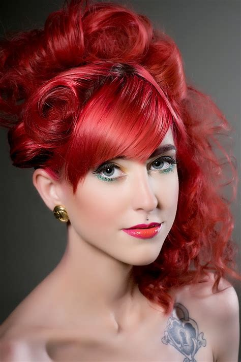red light for skin shades of red hair red hair color ideas hair beauty
