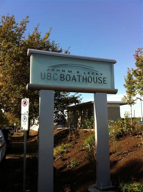 Boathouse Edmonton by Signage Company Portfolio British Columbia Canada
