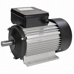 Moteur Electrique Pour Broyeur : moteur lectrique 2 cv 2800 tours mn ~ Premium-room.com Idées de Décoration