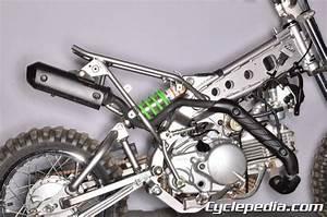 Kawasaki Klx110    110l Manual