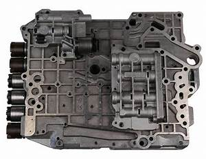 Skoda Zf5hp19 Valve Body With Location Bolts For Bolt