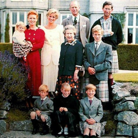 British royals wearing tartan: See who gave their personal ...