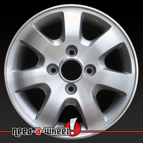 1996 1997 honda accord wheels for sale silver rims 63752