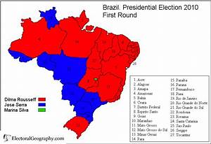 GeoCurrents Community Research: Brazil's Presidential ...
