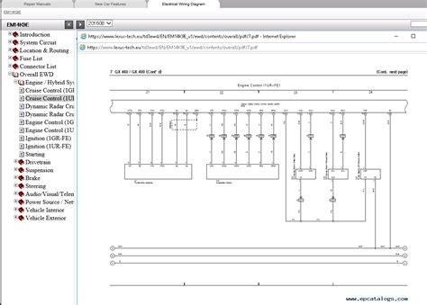 car owners manuals free downloads 2012 lexus gx electronic valve timing lexus gx460 repair manual 11 2009 download