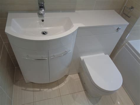 toilet and basin combined bathroom renovation with bath and luxury vanity basin and toilet