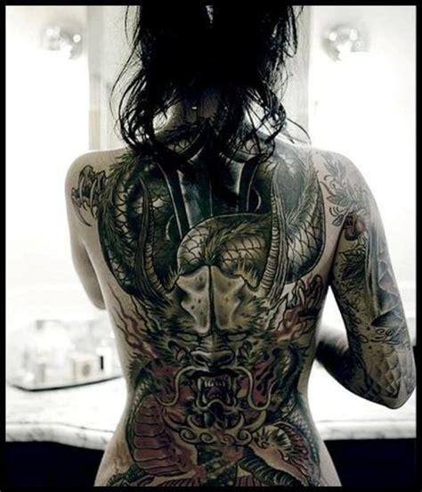 melhores ideias de tatuagem nas costas  pinterest